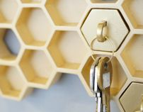 Trends 2014 - Honeycomb Shapes by Luz Cabrera and Malorie Pangilinan