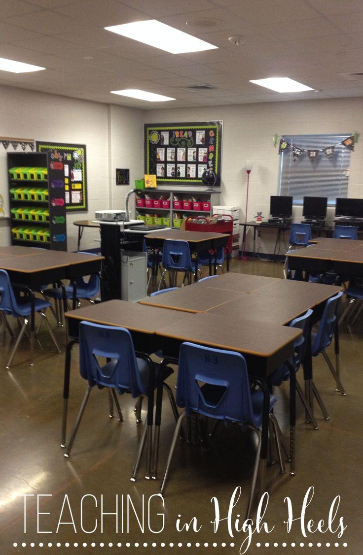 Classroom Layout With Desks ~ Best ideas about art classroom layout on pinterest
