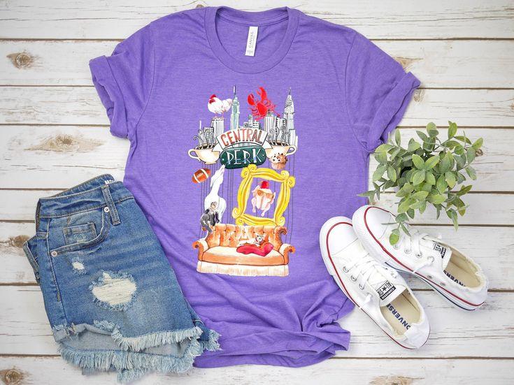 Friends Tshirt, Friends TVshow shirt, Lobster, Friends Gift, Unisex Graphic Tee, Central Perk, Couch, Coffee, Ross, Rachel, Joey, Monica