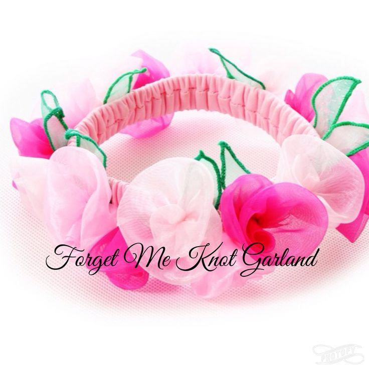Forget Me Knot Garland  $11.95