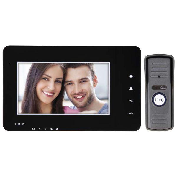 Interfoane VIDEOINTERFON SADA DISPLAY 7″ H1009 EMOS.H1009