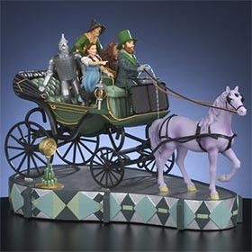 Collectible Wizard Of Oz Horse Of A Different Color Musical Figurine