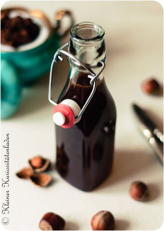 Caramel Coffee Syrup Thermomix