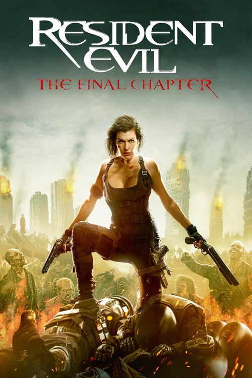 Watch Resident Evil: The Final Chapter 2016 Full Movie Online Free