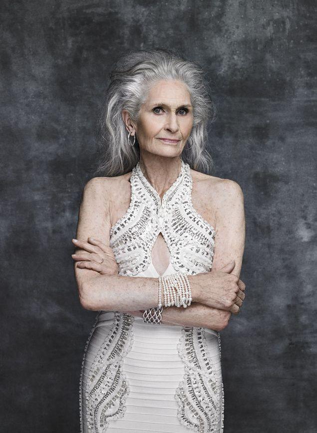 Daphne Selfe at 86 (el pais s-moda)