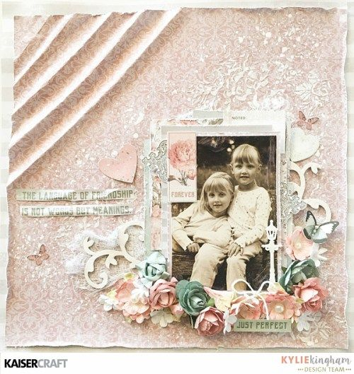 Kaisercraft Sage & Grace - Kylie Kingham