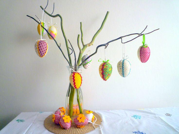 Velikonoční vejce.