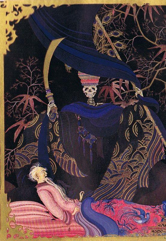 'Andersens Märchen' translated by Karl Henniger, illustrated by Wanda Zeigner-Ebel. Published 1923 by Abel  Müller Verlag, Leipzig.