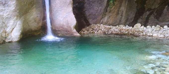 Fiumi dove fare il bagno in toscana pozzo della madonna cascate di malbacco pozze della - Fiumi dove fare il bagno toscana ...