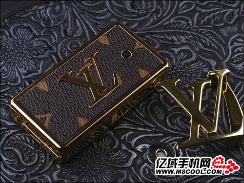 Louis Vuitton Belt Buckle Cell Phone