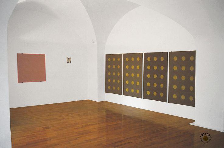 Armleder, Warhol, Mosset