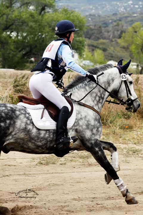 Mountain Horse Team Rider Jennifer Wooten