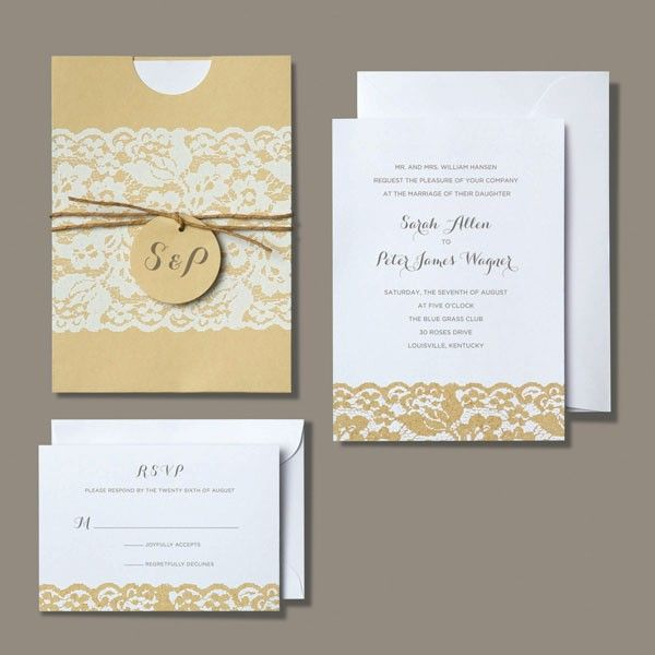 Wedding Invitation Kits Michaels is an amazing ideas you had to choose for invitation design