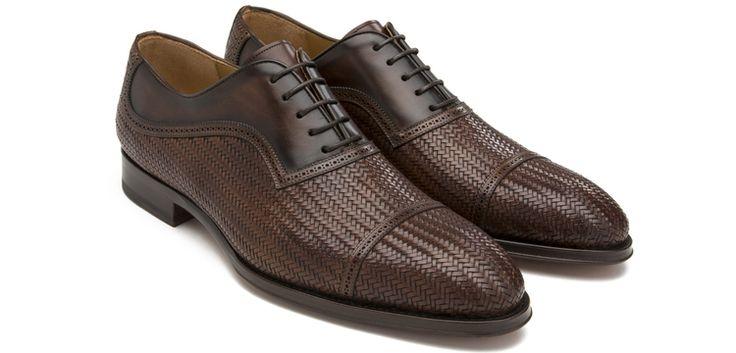 Magnanni Lace-up Oxford Shoes for Men