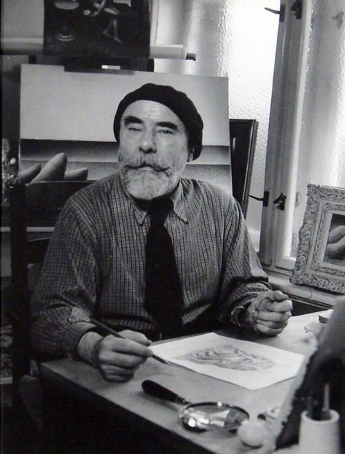 Jan Zrzavý (1890-1977), leading Czech painter, graphic artist, and illustrator of the 20th century
