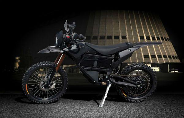 A fabricante Zero Motorcycles fez uma parceria com as Forças Armadas dos Estados Unidos, e o resultado disso foi um modelo especialmente desenvolvido para