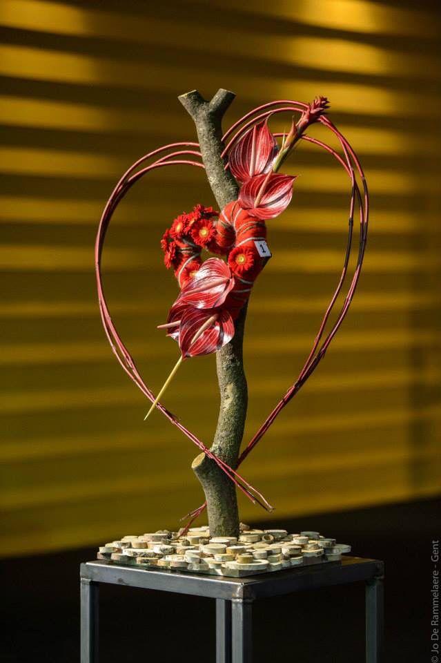 Stick heart to fall um love