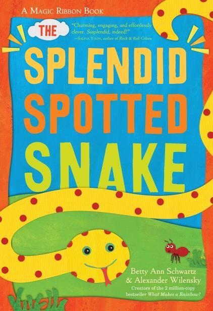 Preschool book for /s/ clusters