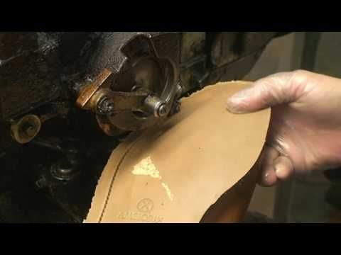 Ambiorix shoes - how they are made