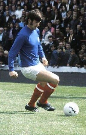 John Greig Rangers 1972