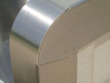 automated sheet metal panel bending