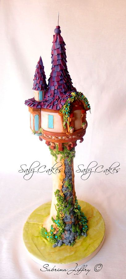 by Sabz Cakes