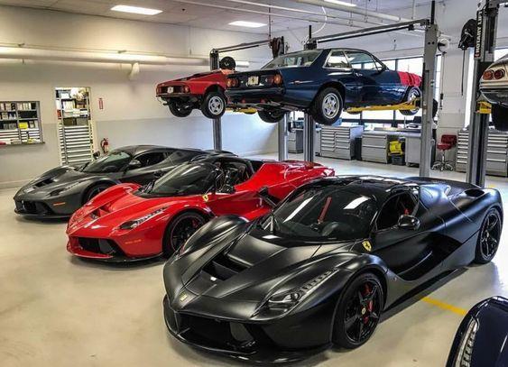 Ferrari Laferrari Automobile Auto Motori