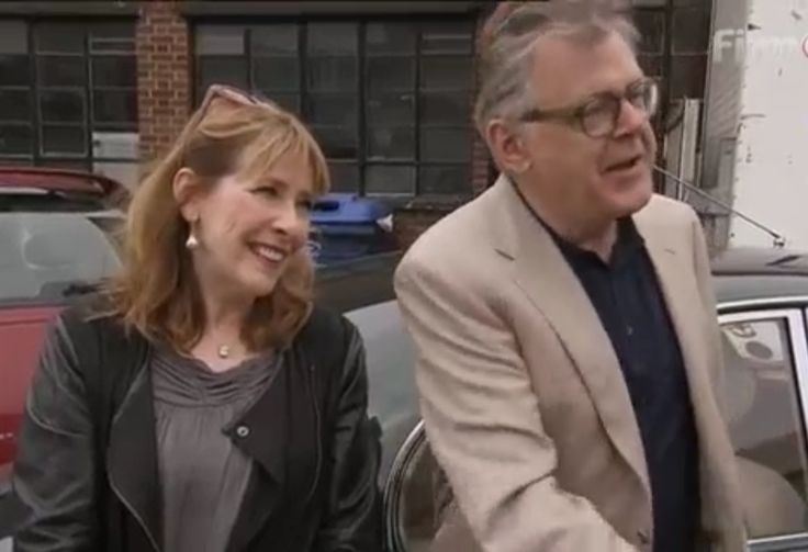 kevin mcnally and phyllis logan