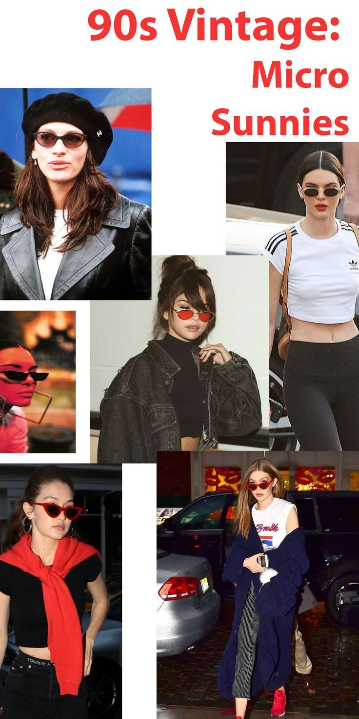 ccd4762ec0 Micro Sunglasses  Accessory Trends To Try Now