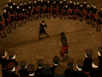 animated avatar:_the_last_airbender dancing jae_myoung_yu western