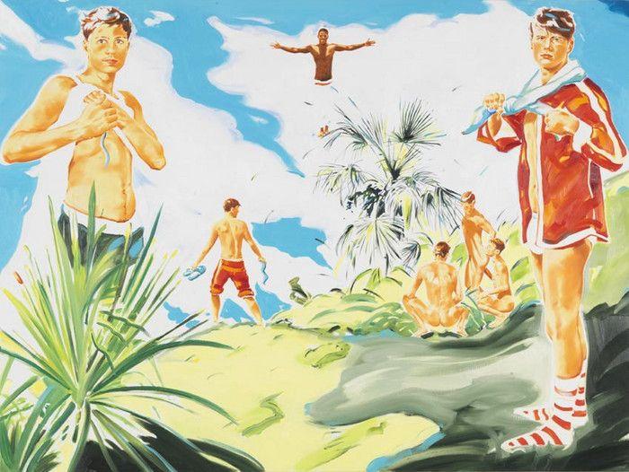 norbert bisky | Norbert Bisky | Art | Pinterest | Contemporary art ...