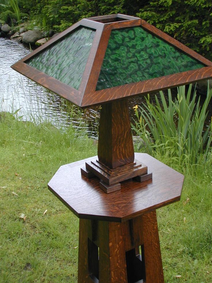 Best 25 Craftsman Lamps Ideas On Pinterest Craftsman