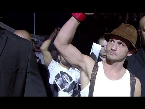 Fight Night London: Brad Pickett - All or Nothing