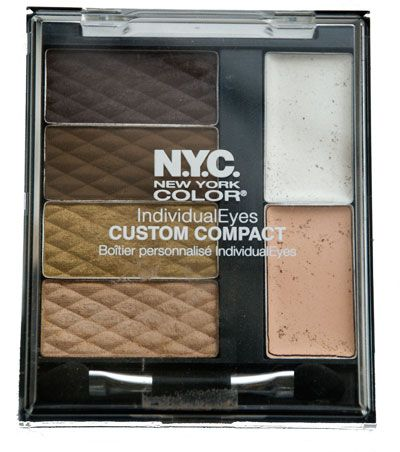 Tutorial: Central Park Eyes, using NYC Cosmetics.. I want to get this. I love neutral eyeshadow and this is a great look!
