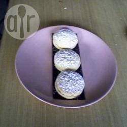 Romige gevulde koekjes met aardbei @ allrecipes.nl