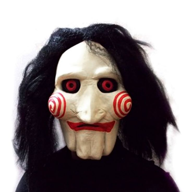 1 pc Mask PVC Terror Masquerade Halloween Party Costume Cosplay for Film Chainsaw Killer Wholesale #Affiliate