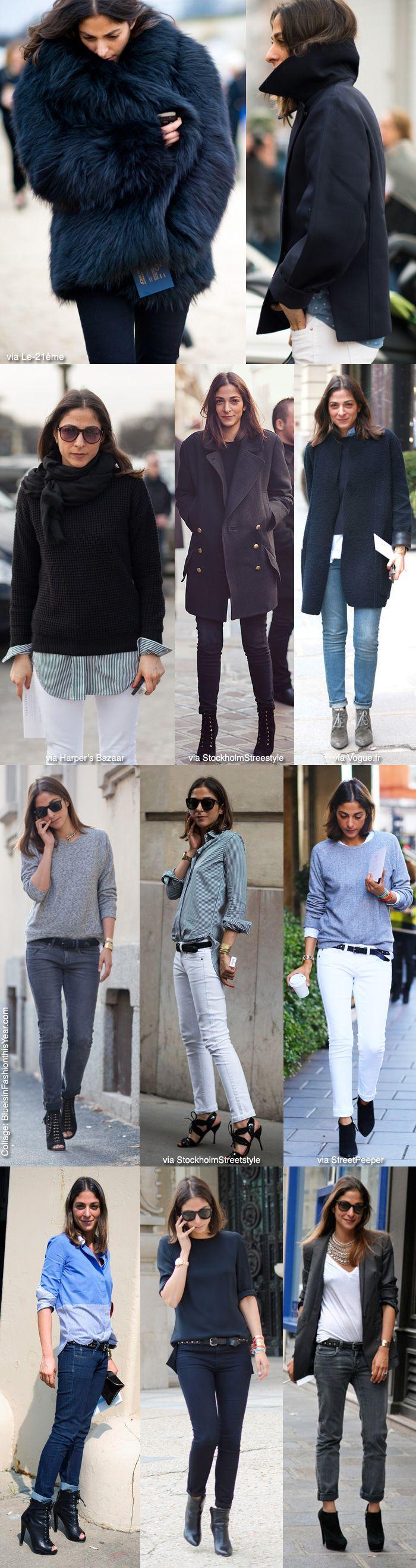 style with Capucine Safyurtlu Fashion & Market Editor of Vogue Paris.