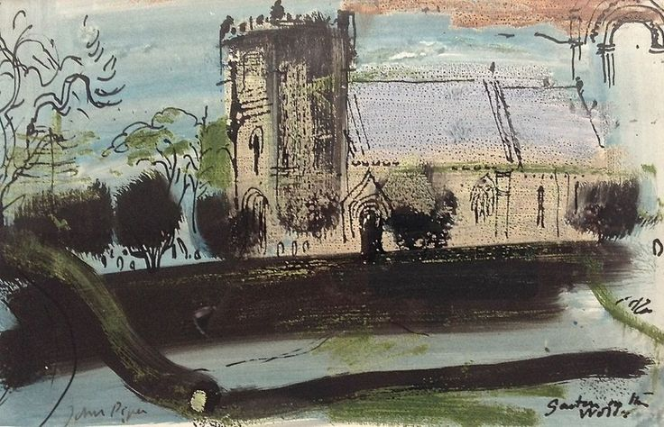 John Piper - Works   Jenna Burlingham Fine Art