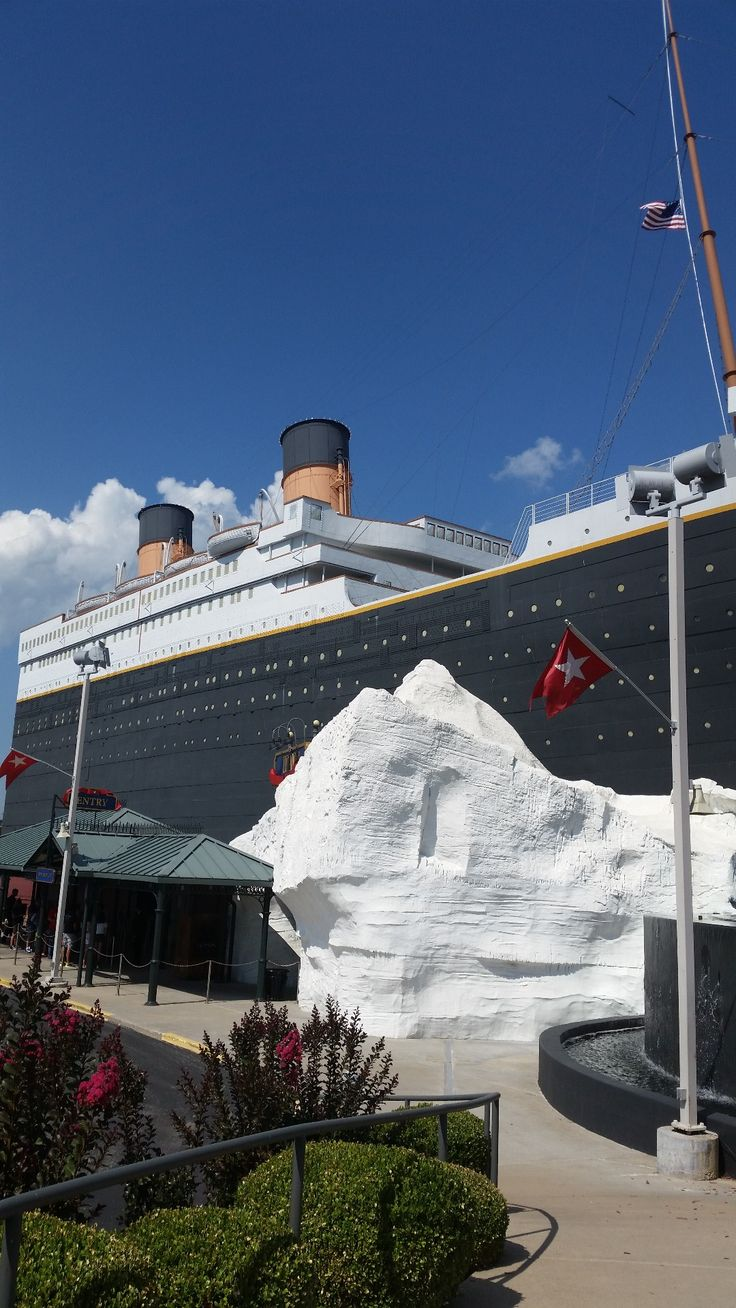 Learn the fascinating history of the Titanic at Branson's Titanic Museum. Special discounts available at official ticket provider Reserve Branson.