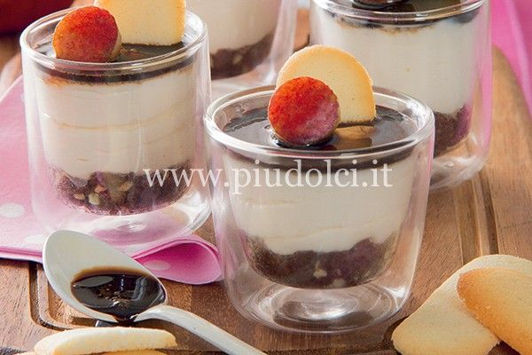 Cheesecake all'aceto balsamico