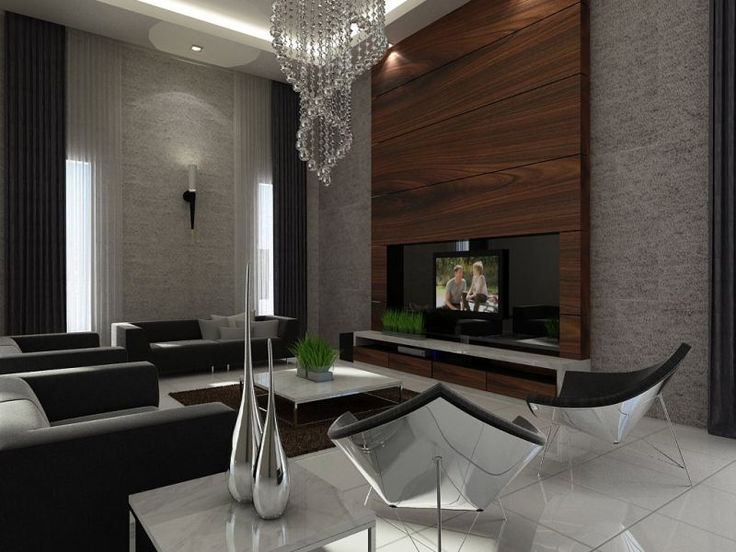 Media Wall Design Home Interior Design