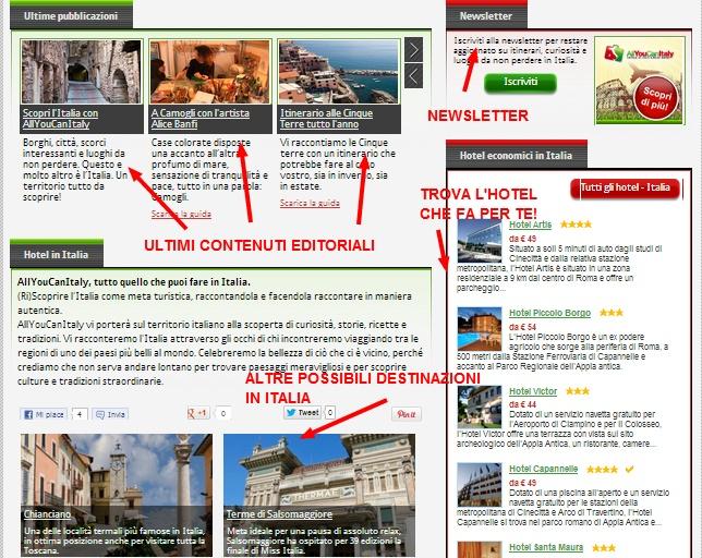 Come si usa il nostro sito? (2) #tutorial #immagini #allyoucanitaly http://www.allyoucanitaly.it/
