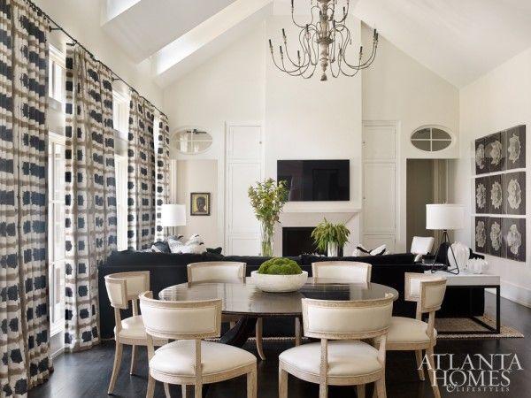 Best 25 atlanta homes ideas on pinterest hidden pantry - Home interior decorators in atlanta ga ...