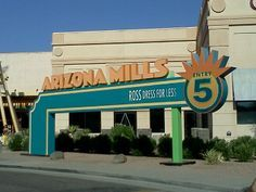 Arizona Mills in Tempe, AZ