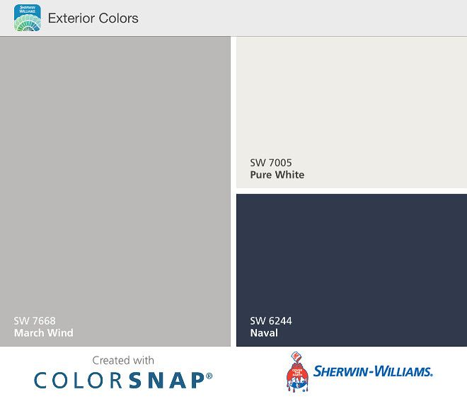 Exterior color combo