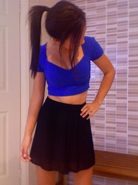 17 best images about crop tops on high waisted