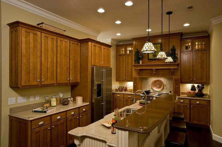 23 Brown Kitchen Designs - Page 3 of 5