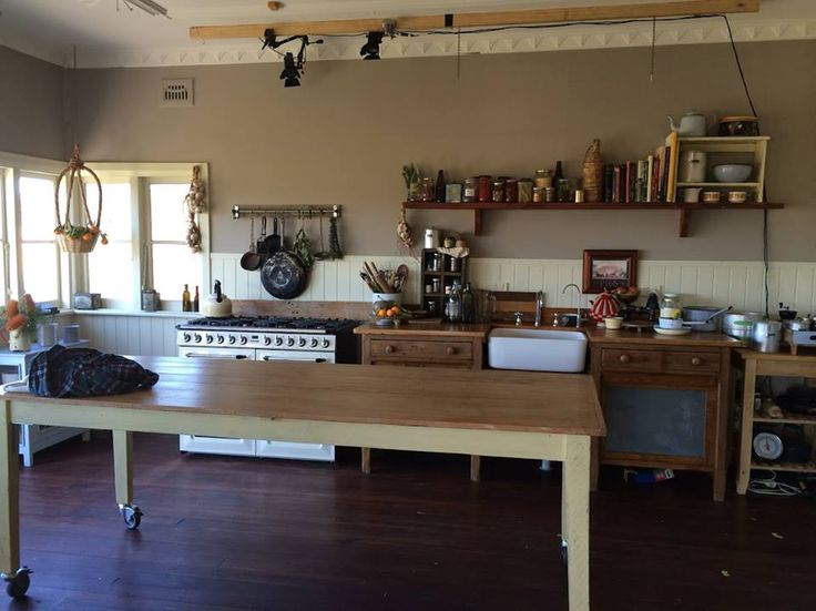 River Cottage Australia Kitchen
