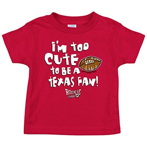 Texas Tech Red Raiders Fans. Too Cute. Toddler Tee (2T-4T)