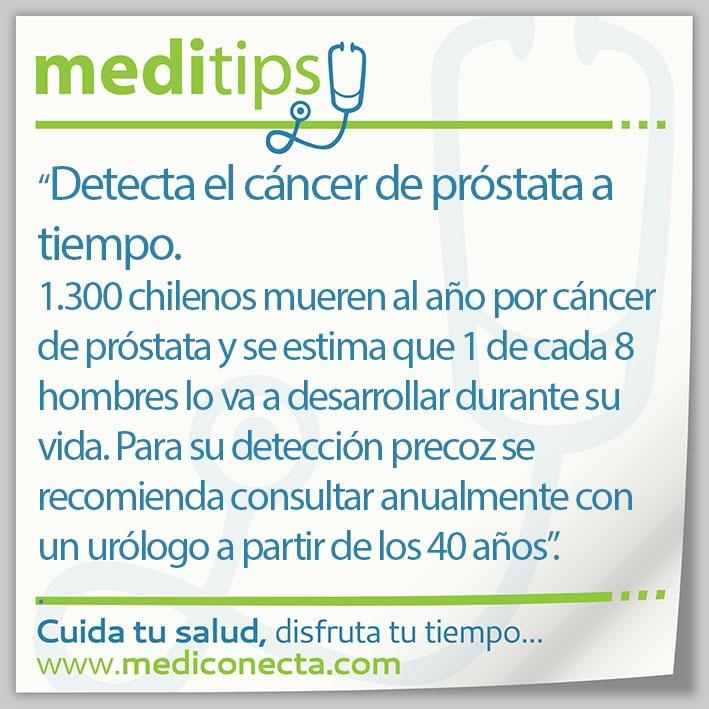 Detecta el cáncer de próstata a tiempo